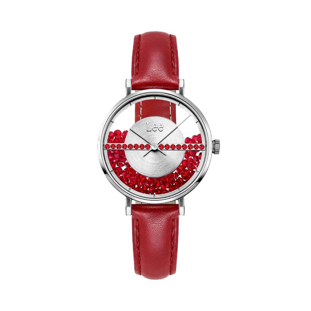 นาฬิกาข้อมือผู้หญิง LEE LEF-F118DSL4-S4