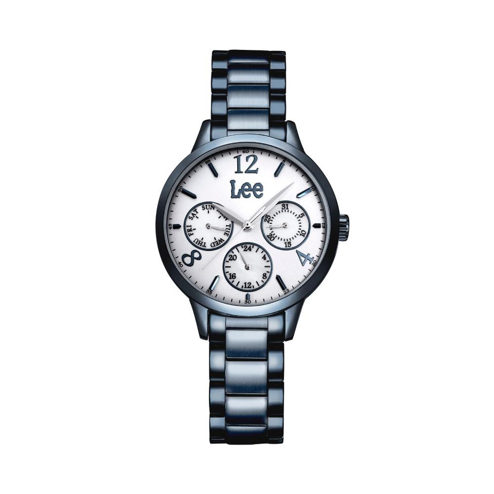 นาฬิกาข้อมือผู้หญิง LEE LEF-F16DLDL-SL