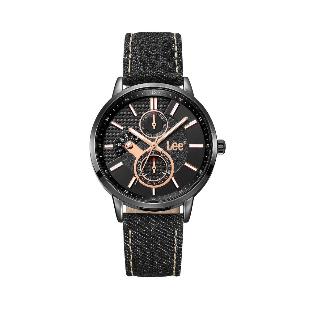 นาฬิกาข้อมือผู้หญิง LEE LEF-F161ABV1-1R