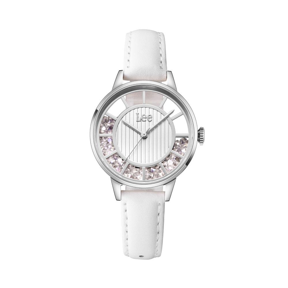 นาฬิกาข้อมือผู้หญิง LEE LEF-F17DSL7-7S