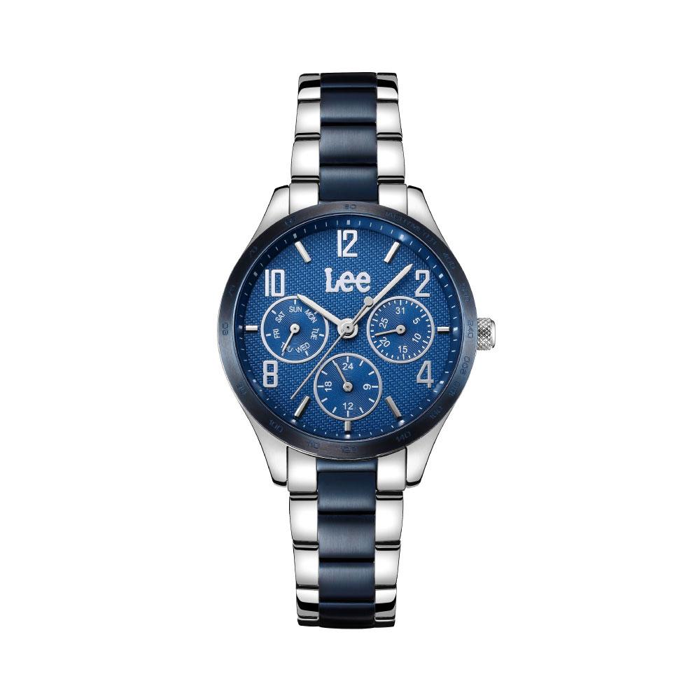 นาฬิกาข้อมือผู้หญิง LEE LEF-F18DSDS-2S