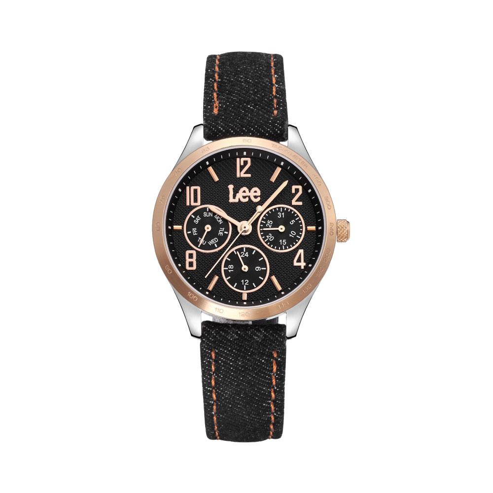 นาฬิกาข้อมือผู้หญิง LEE LEF-F18DSV1-1R
