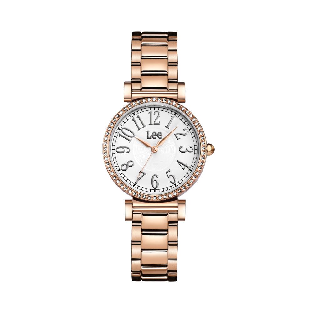 นาฬิกาข้อมือผู้หญิง LEE LEF-F25DRDR-7B