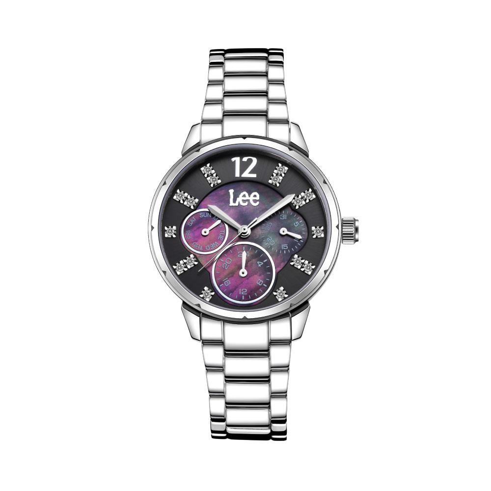 นาฬิกาข้อมือผู้หญิง LEE LEF-F39DSDS-1S