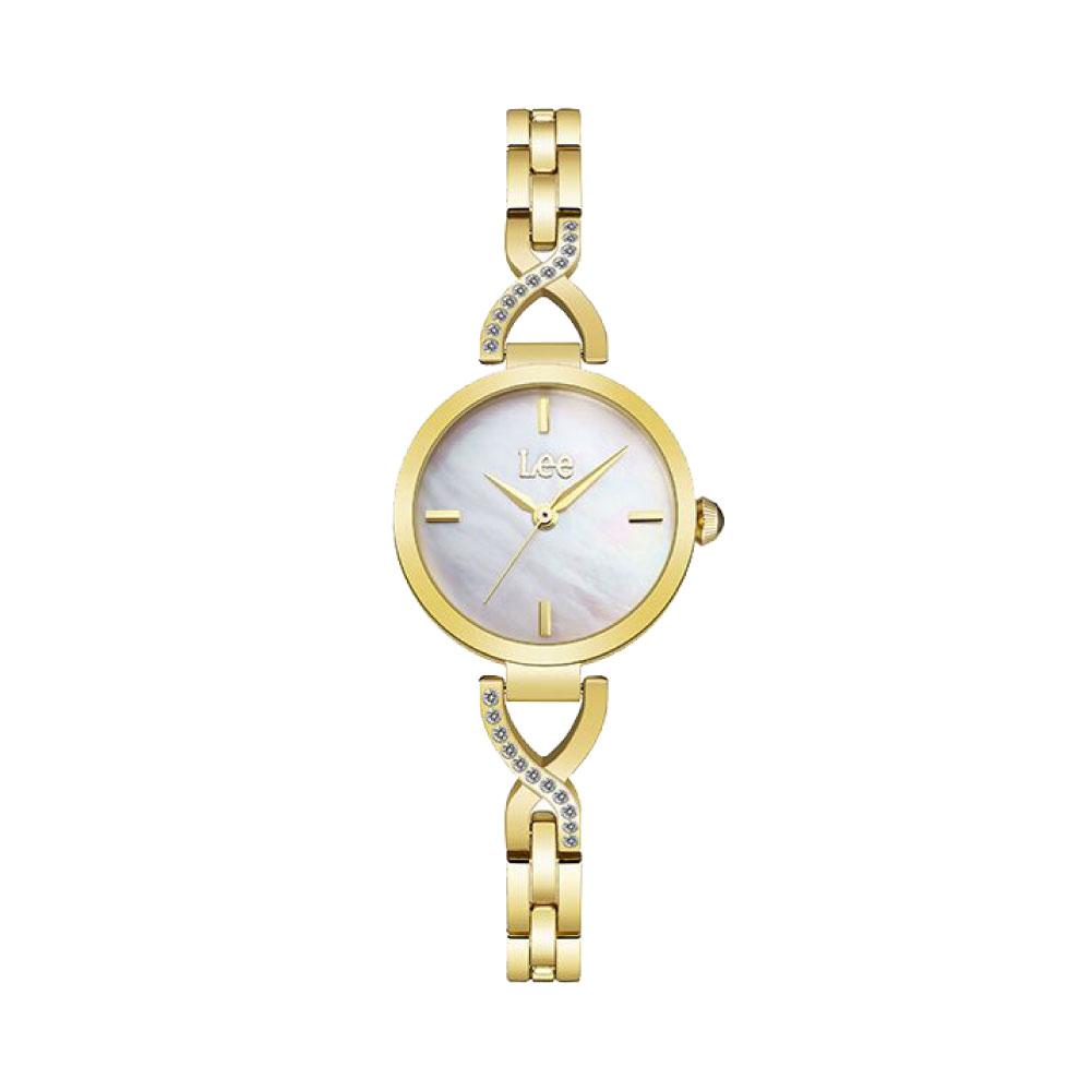 นาฬิกาข้อมือผู้หญิง LEE LEF-F49DGDG-7G