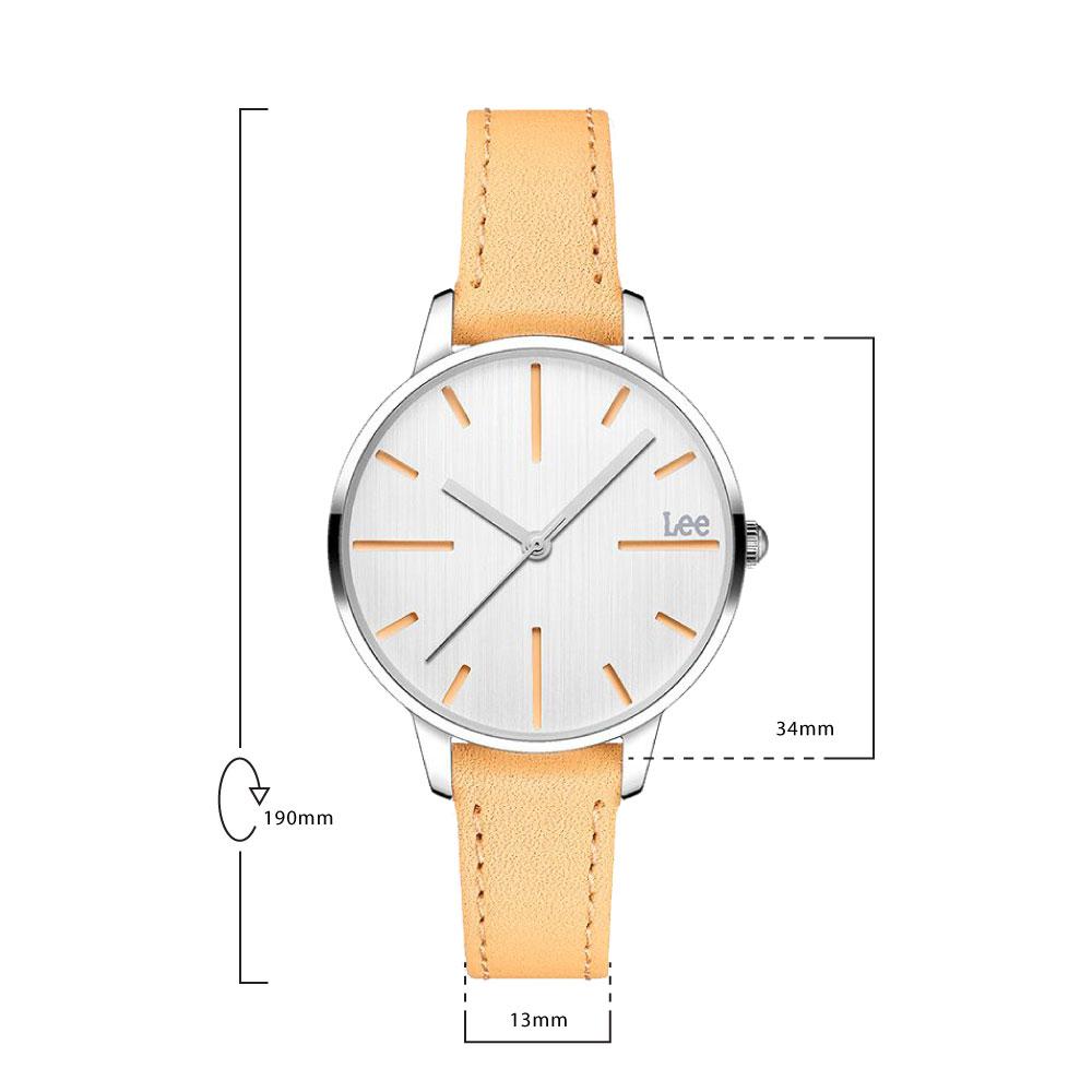 นาฬิกาข้อมือผู้หญิง LEE LEF-F94DSL9-89