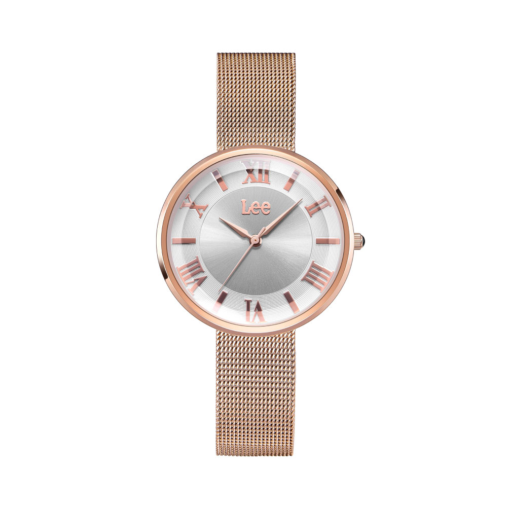 นาฬิกาข้อมือผู้หญิง LEE LEF-F98DRDR-8R