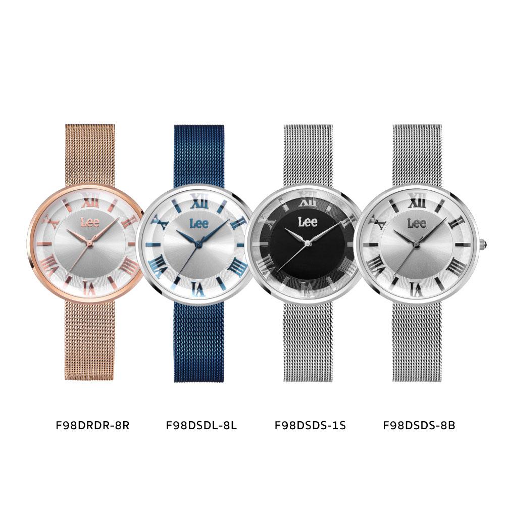 นาฬิกาข้อมือผู้หญิง LEE LEF-F98DSDS-8B
