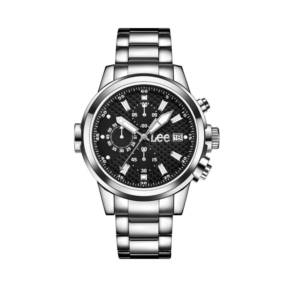 นาฬิกาข้อมือผู้ชาย LEE LES-M01DSDS-1S