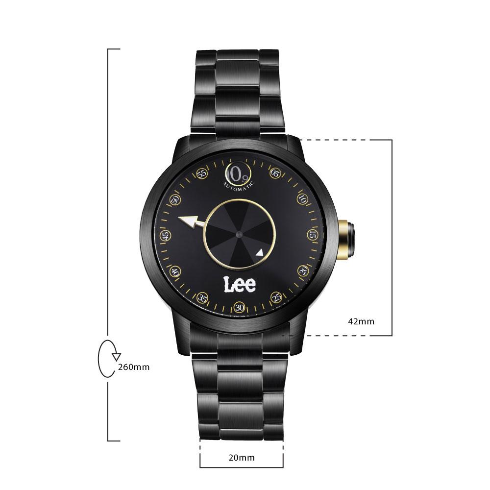 นาฬิกาข้อมือผู้ชาย LEE LEF-M02DBDB-1G