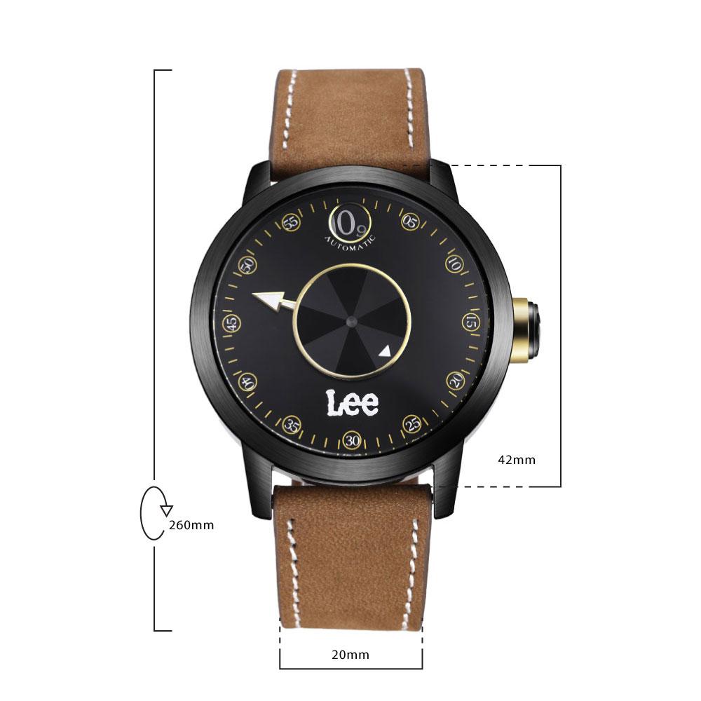 นาฬิกาข้อมือผู้ชาย LEE LEF-M02DBL5-1G