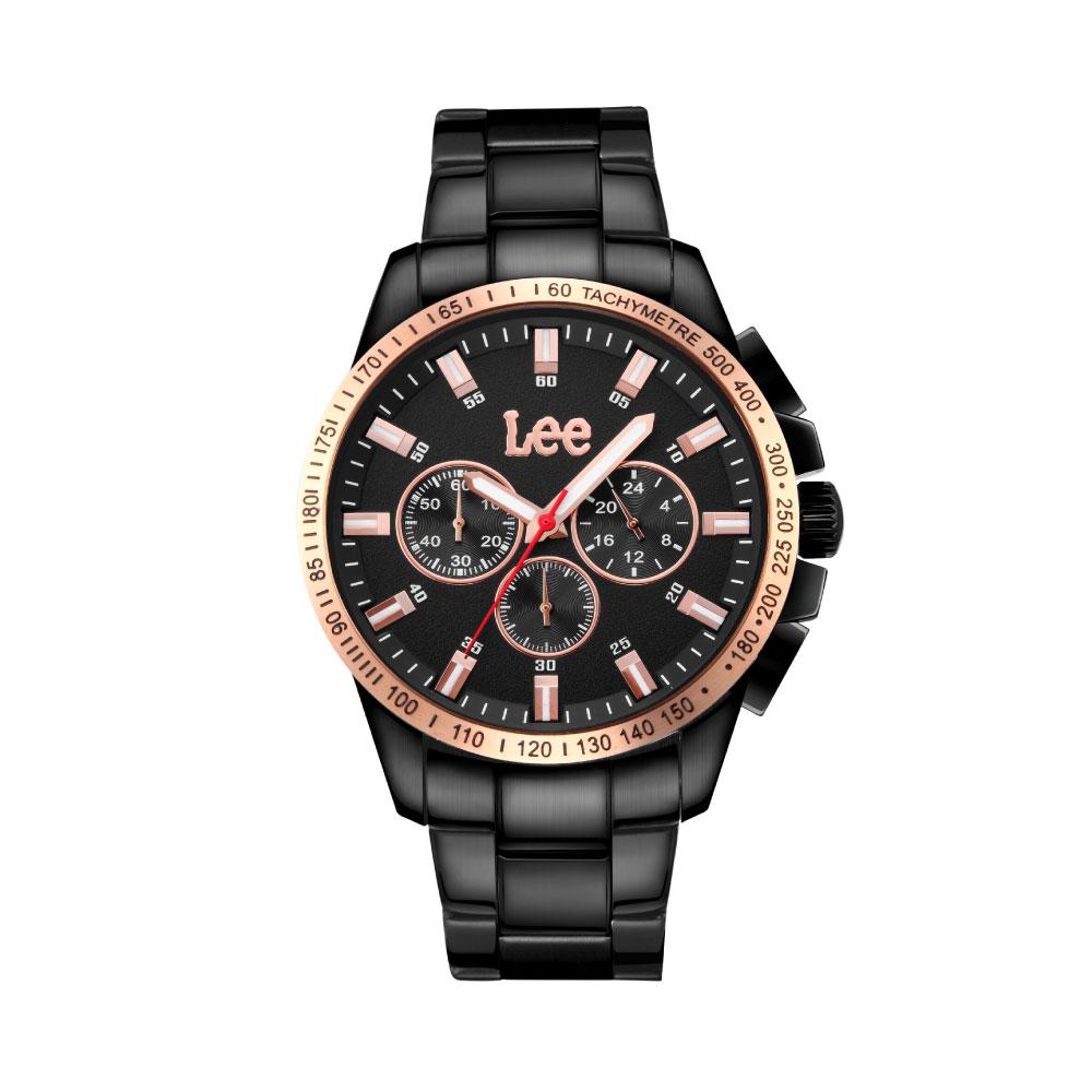 นาฬิกาข้อมือผู้ชาย LEE LES-M03DBDB-1R
