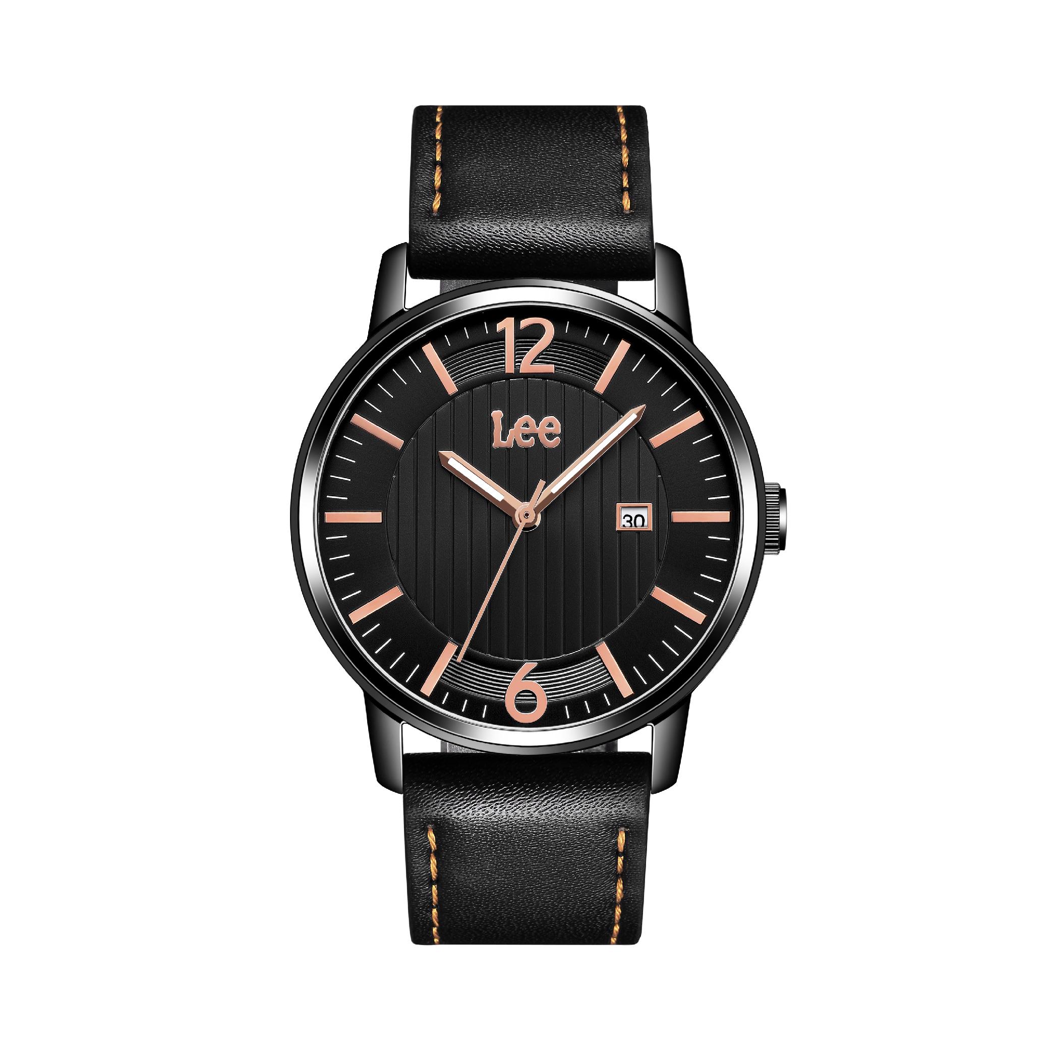 นาฬิกาข้อมือผู้ชาย LEE LEF-M09BBL1-1R