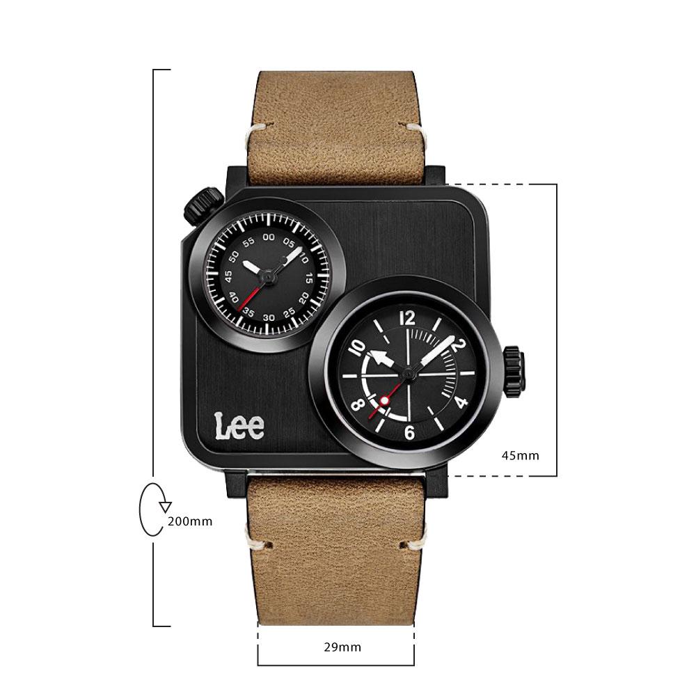 นาฬิกาข้อมือผู้ชาย LEE LEF-M116DBL5-17
