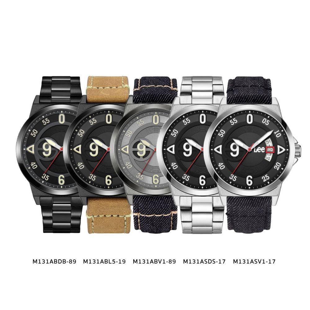 นาฬิกาข้อมือผู้ชาย LEE LEF-M131ABDB-89