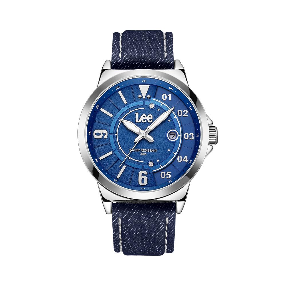 นาฬิกาข้อมือผู้ชาย LEE LEF-M132ASV2-2S