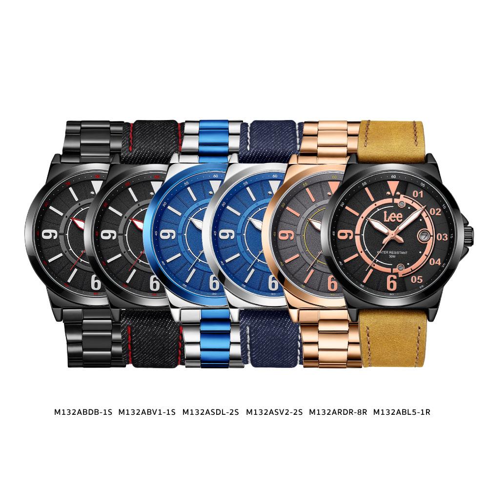 นาฬิกาข้อมือผู้ชาย LEE LEF-M132ABL5-1R