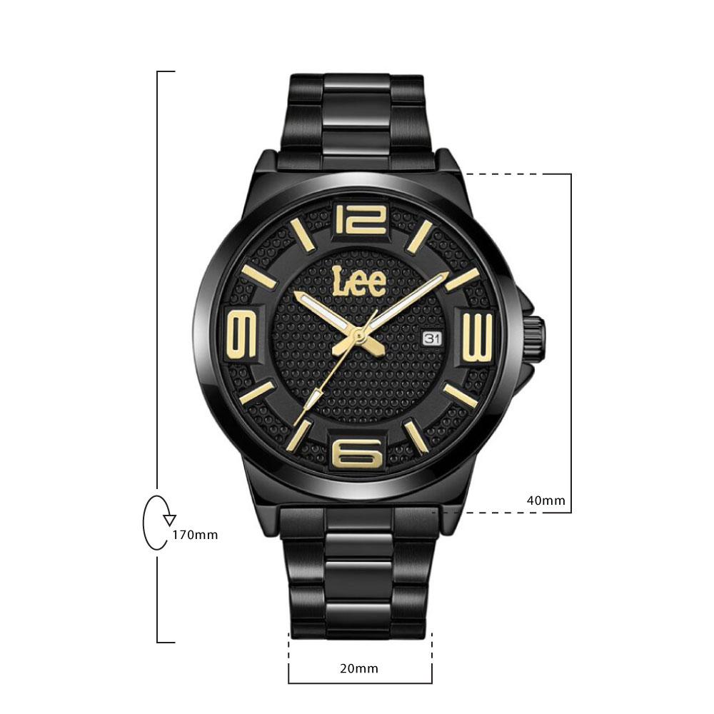 นาฬิกาข้อมือผู้ชาย LEE LEF-M133ABDB-1G