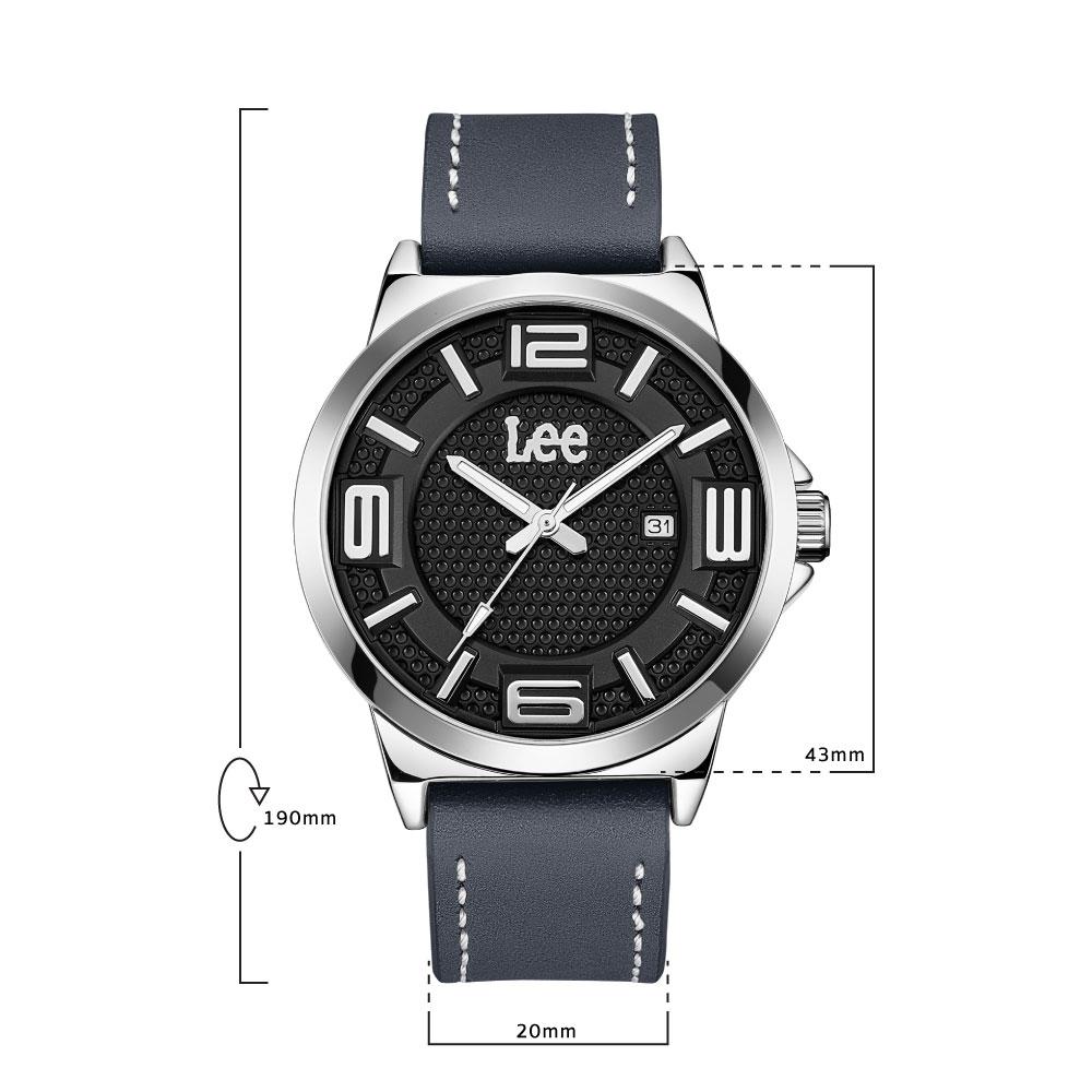 นาฬิกาข้อมือผู้ชาย LEE LEF-M133ASL8-1S