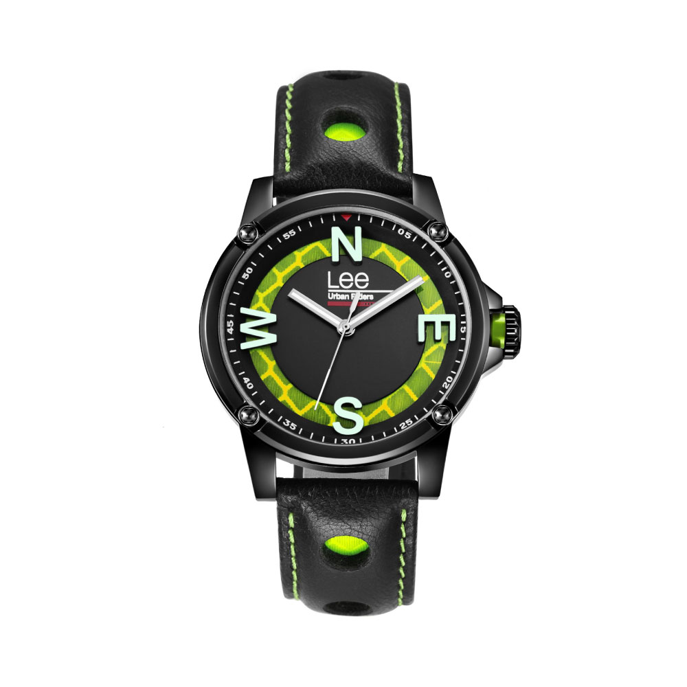 นาฬิกาข้อมือผู้ชาย LEE LES-M14DBL1-13