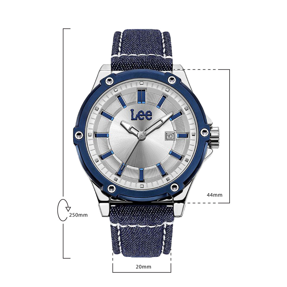 นาฬิกาข้อมือผู้ชาย LEE LEF-M141ASV2-7L