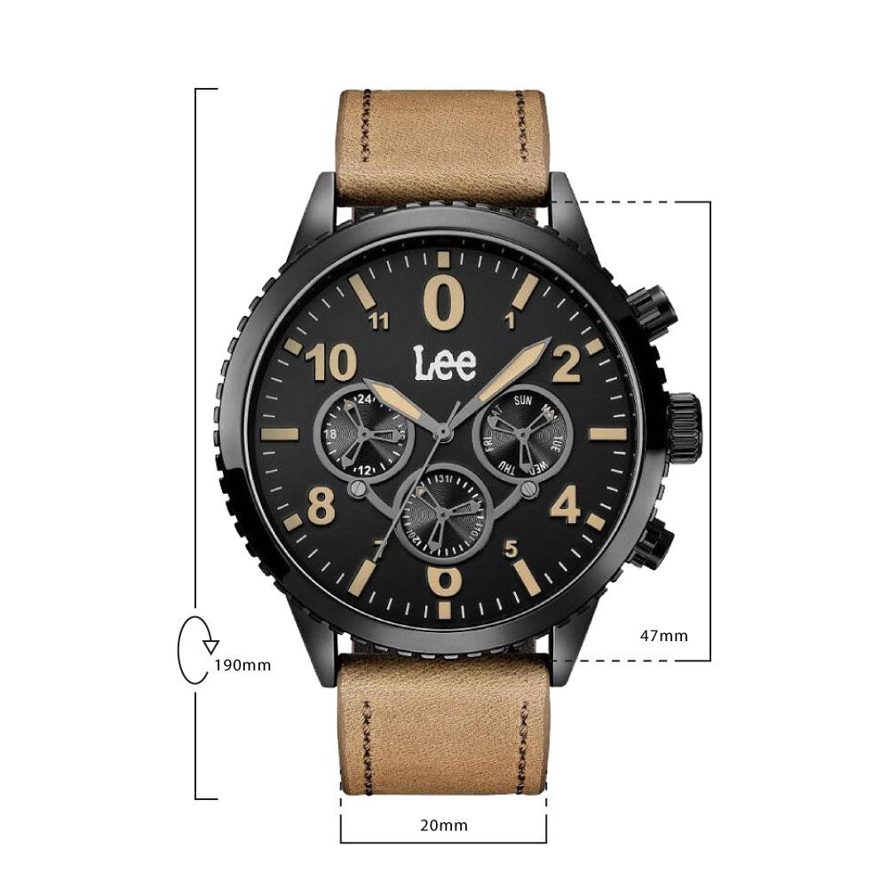 นาฬิกาข้อมือผู้ชาย LEE LEF-M144ABL5-19