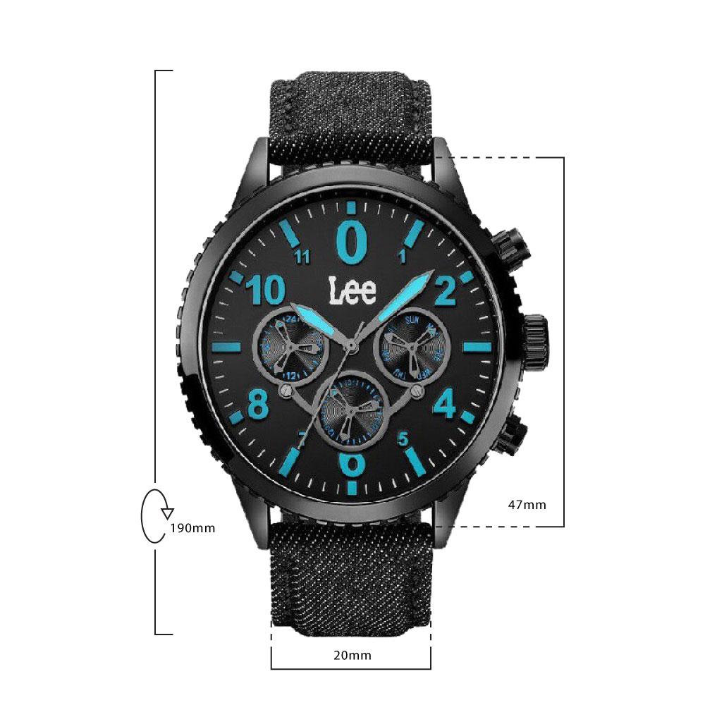 นาฬิกาข้อมือผู้ชาย LEE LEF-M144ABV1-12