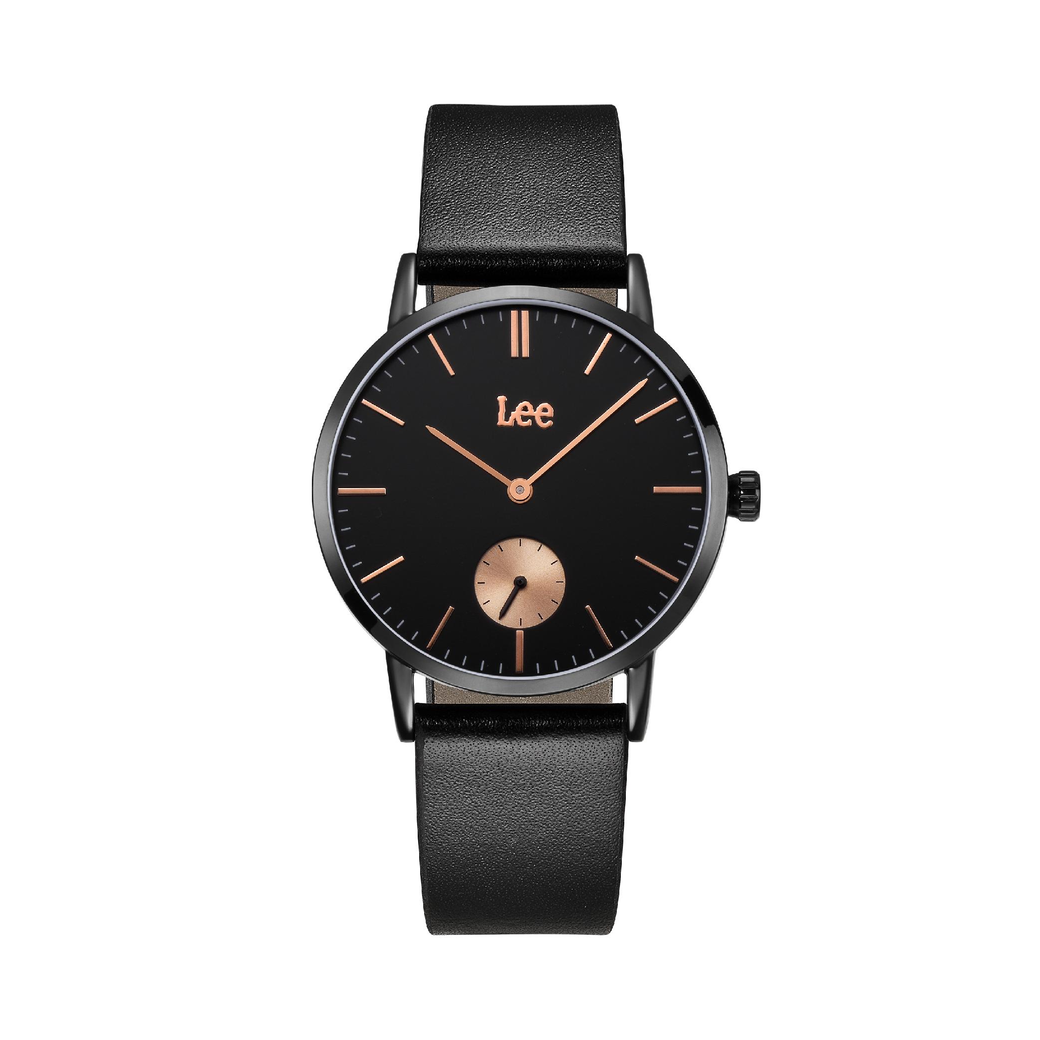 นาฬิกาข้อมือผู้หญิง LEE LEF-F152ABL1-1R