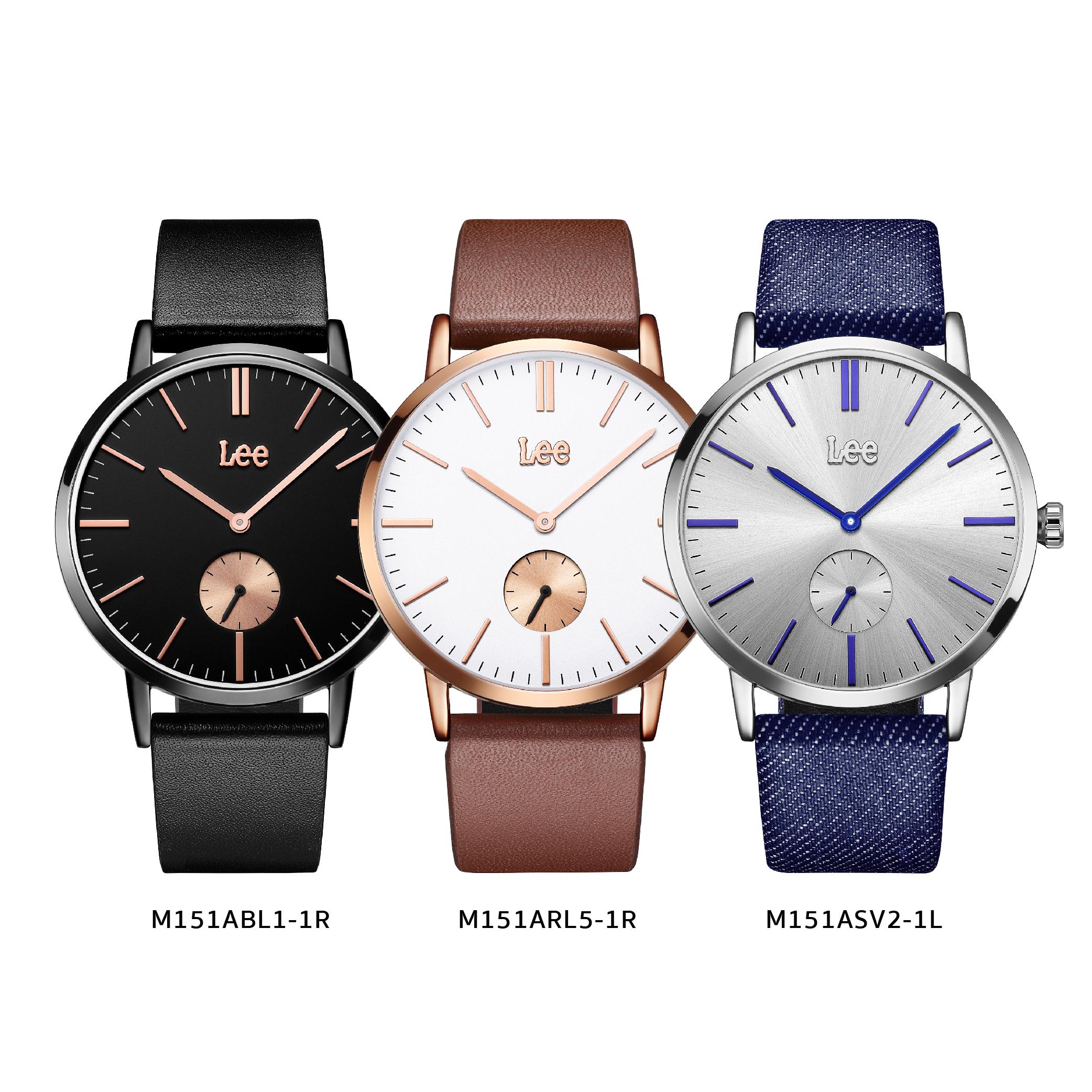 นาฬิกาข้อมือผู้ชาย LEE LEF-M151ABL1-1R