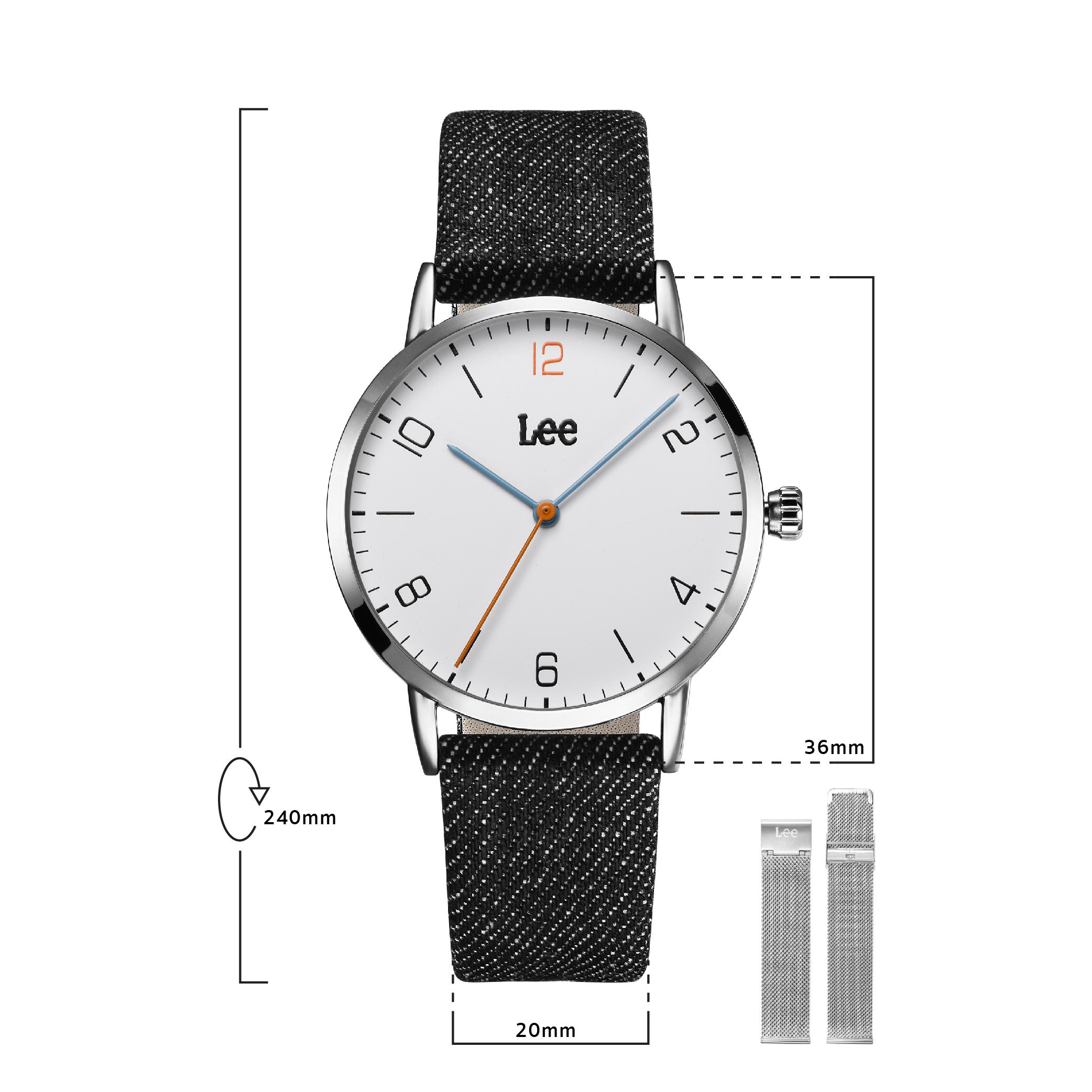 นาฬิกาข้อมือผู้หญิง LEE LEF-F154ASV1-71