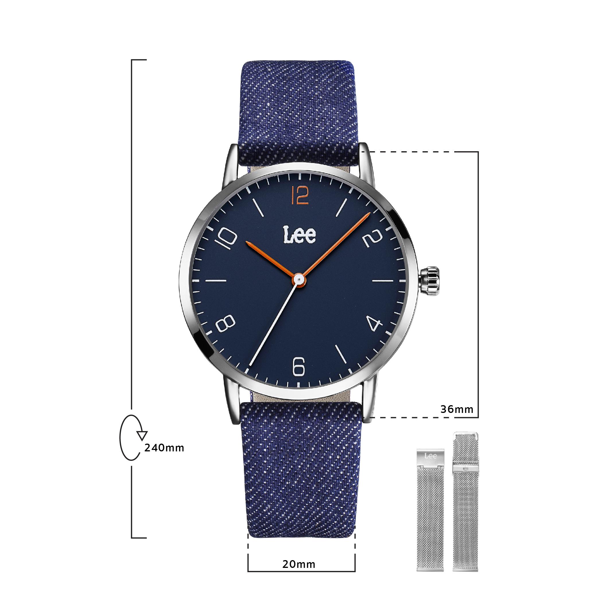 นาฬิกาข้อมือผู้หญิง LEE LEF-F154ASV2-27