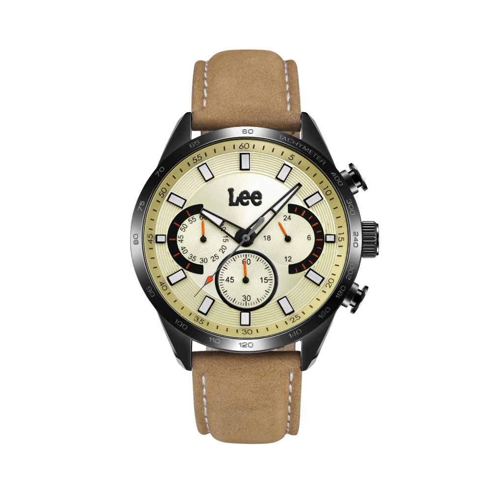 นาฬิกาข้อมือผู้ชาย LEE LES-M20DBL5-91