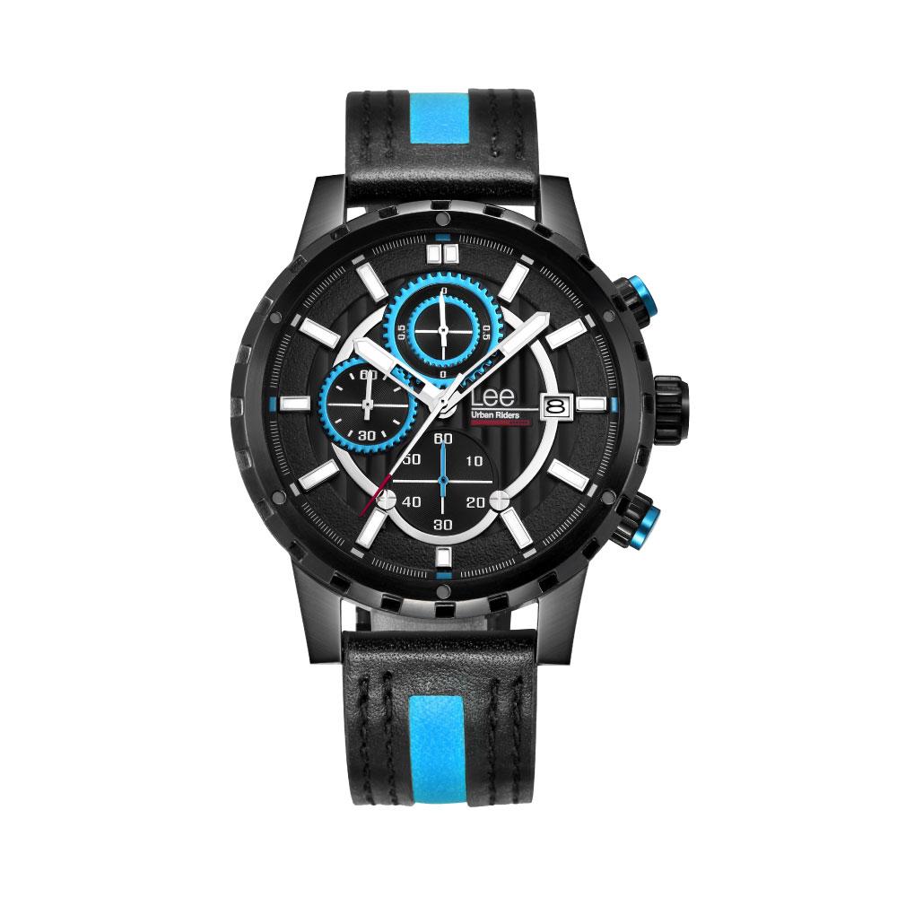 นาฬิกาข้อมือผู้ชาย LEE LES-M37DBL2-12