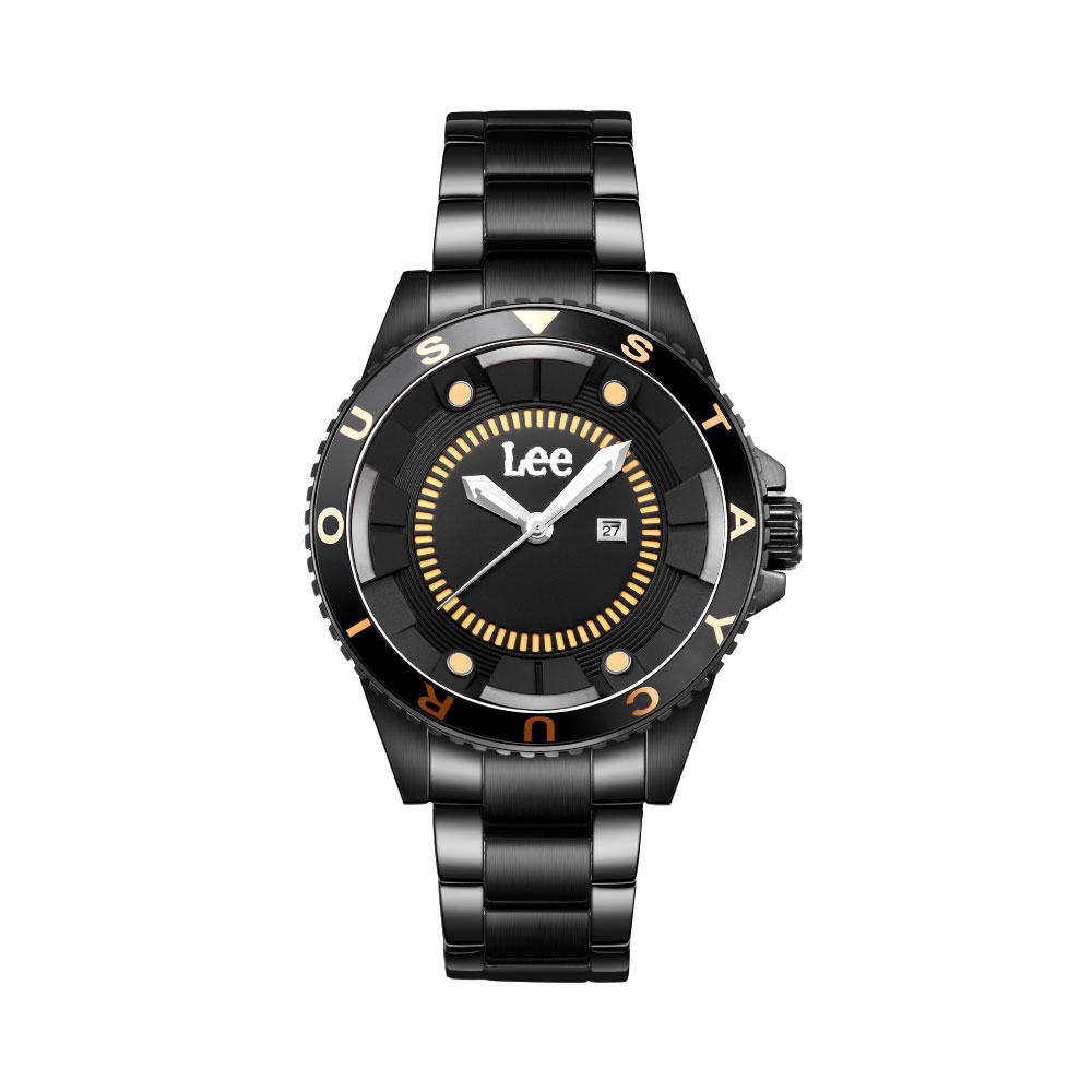 นาฬิกาข้อมือผู้ชาย LEE LES-M43DBDB-19