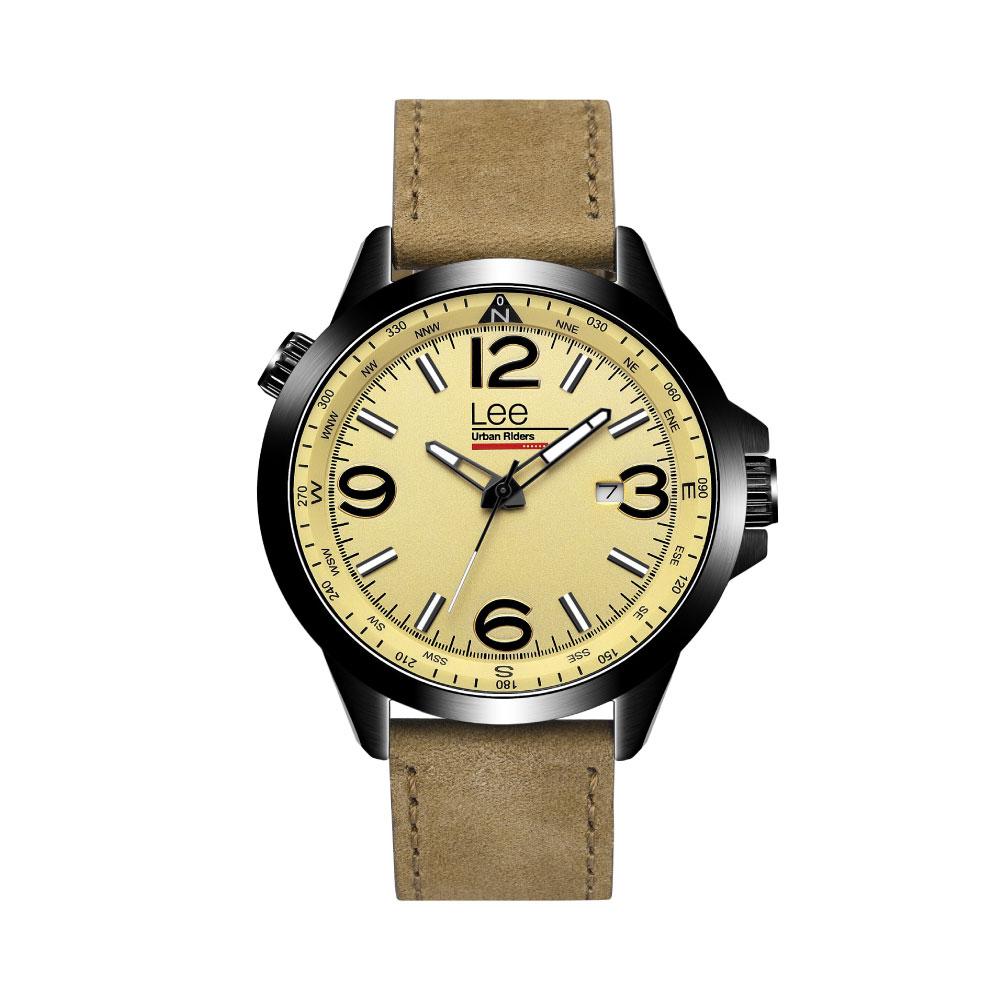 นาฬิกาข้อมือผู้ชาย LEE LES-M45DBL5-91