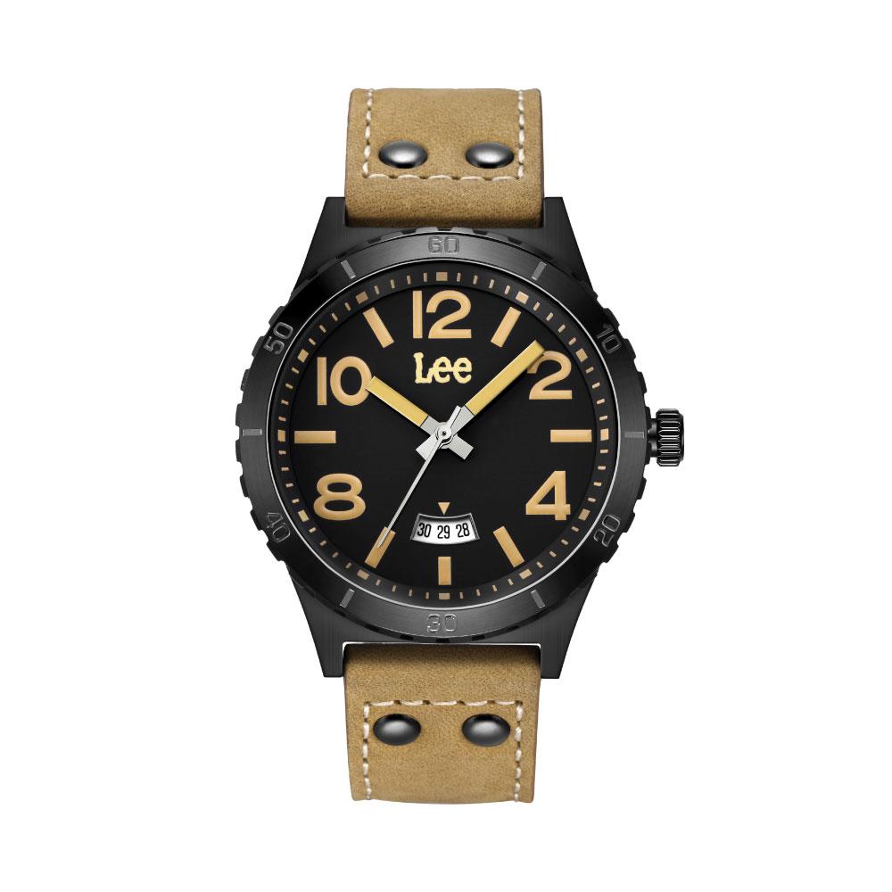 นาฬิกาข้อมือผู้ชาย LEE LES-M53DBL5-19