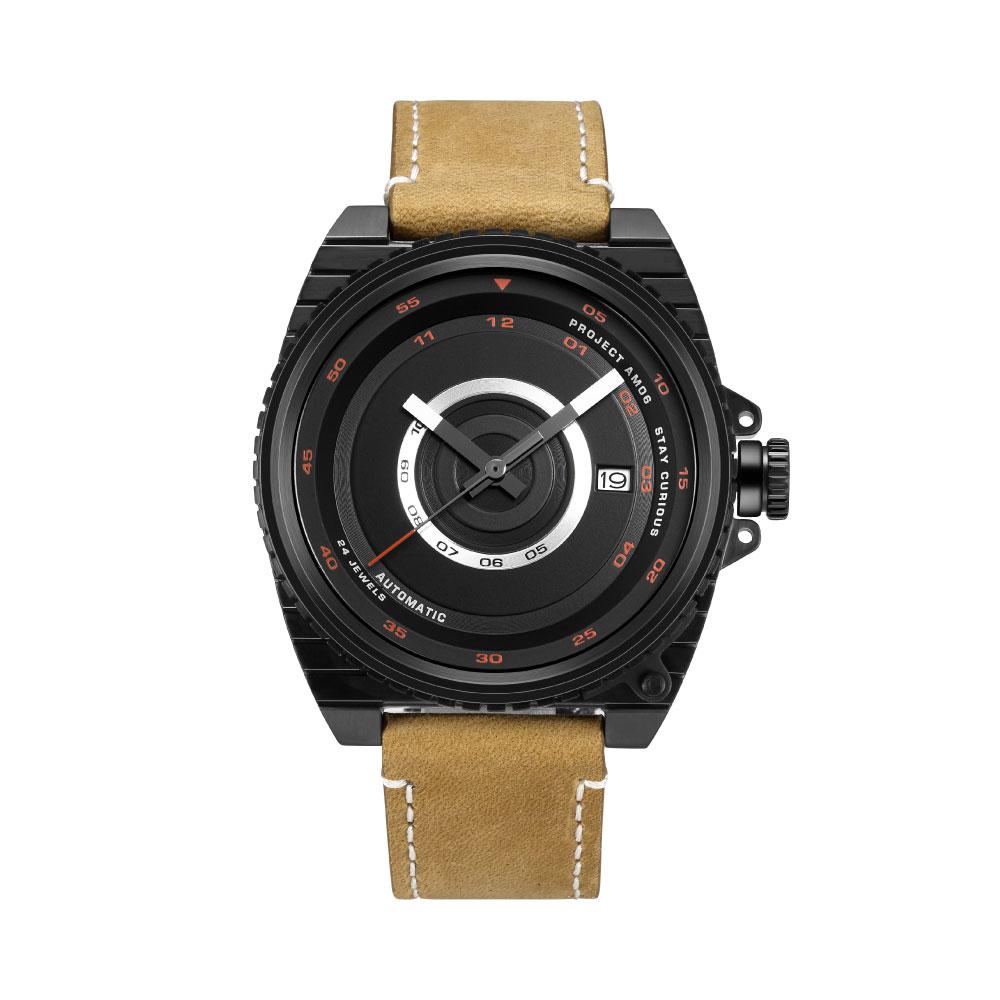นาฬิกาข้อมือผู้ชาย LEE LES-M57DBL5-14