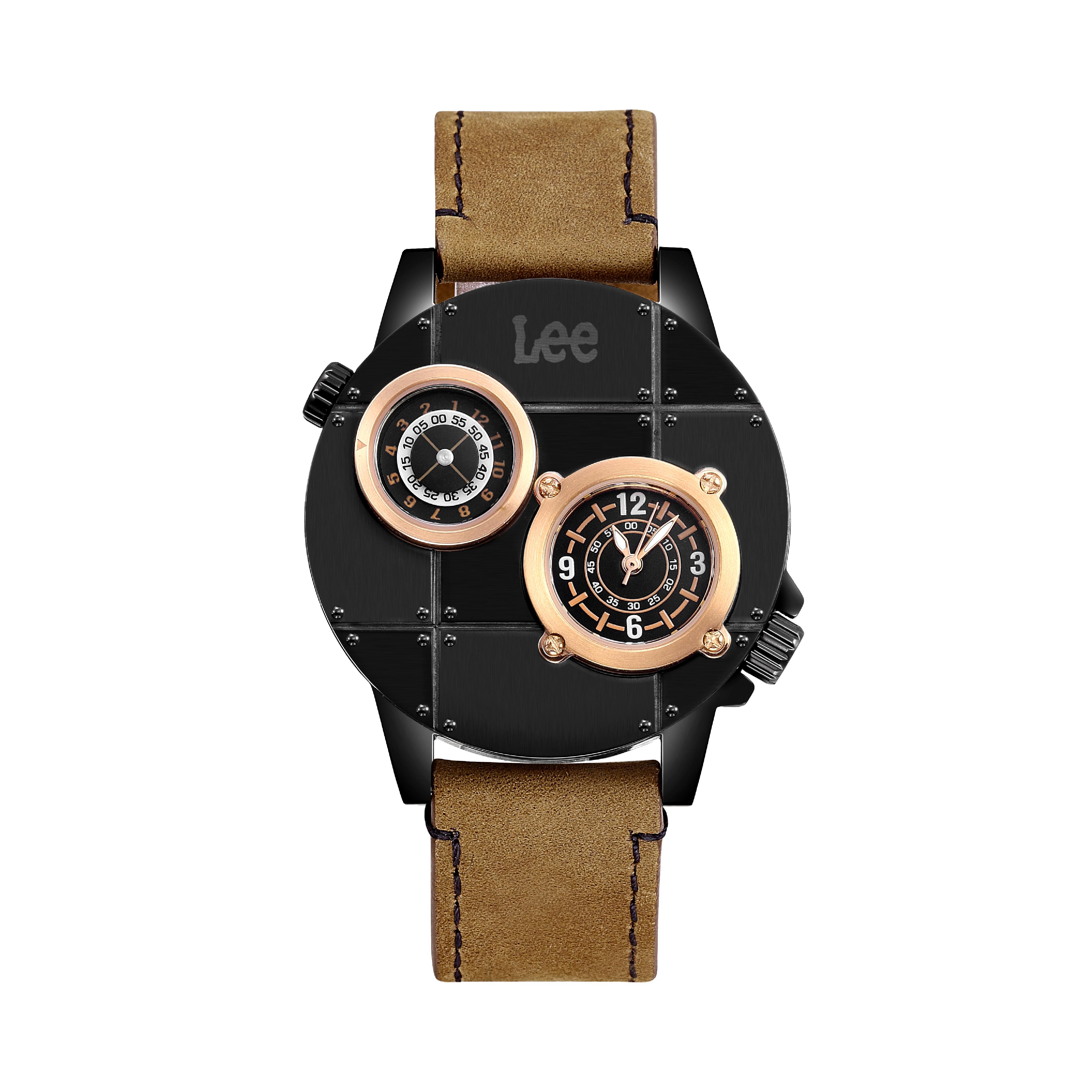 นาฬิกาข้อมือผู้ชาย LEE LEF-M59DBL5-15