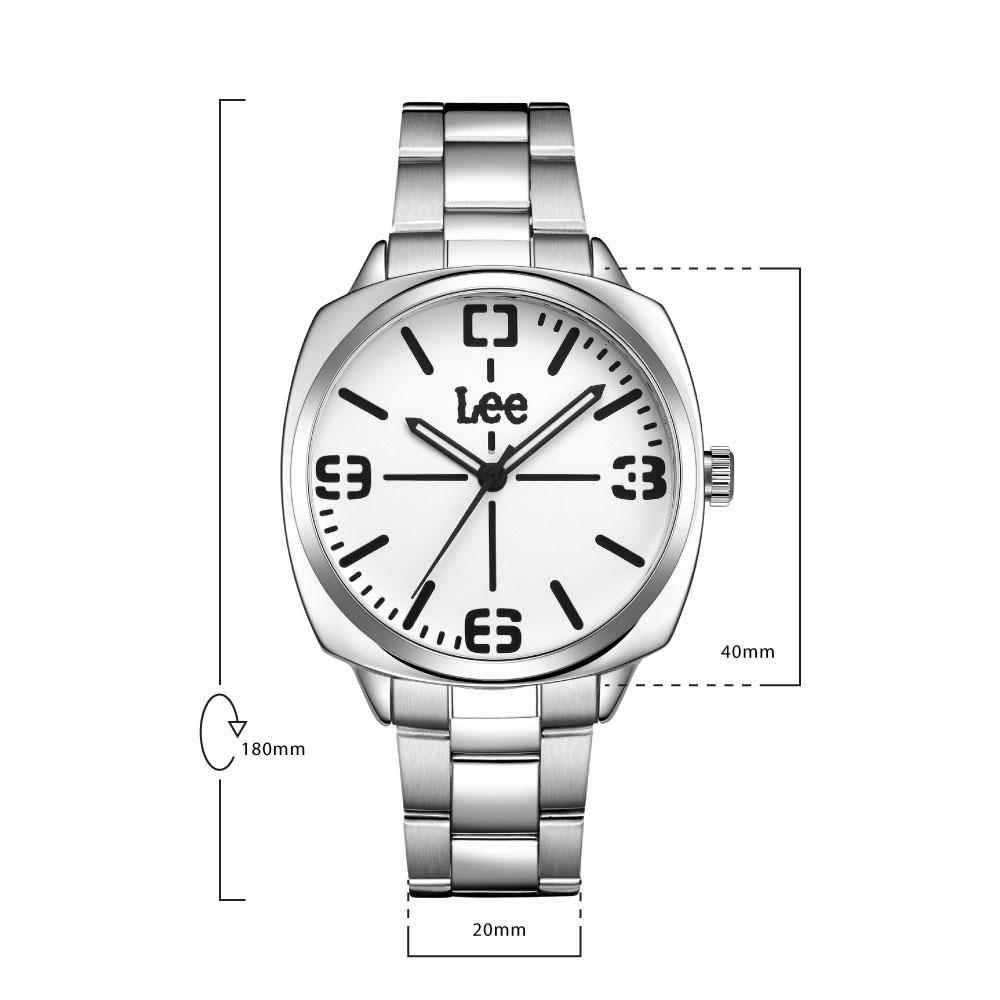 นาฬิกาข้อมือผู้ชาย LEE LES-M75BSDS-71