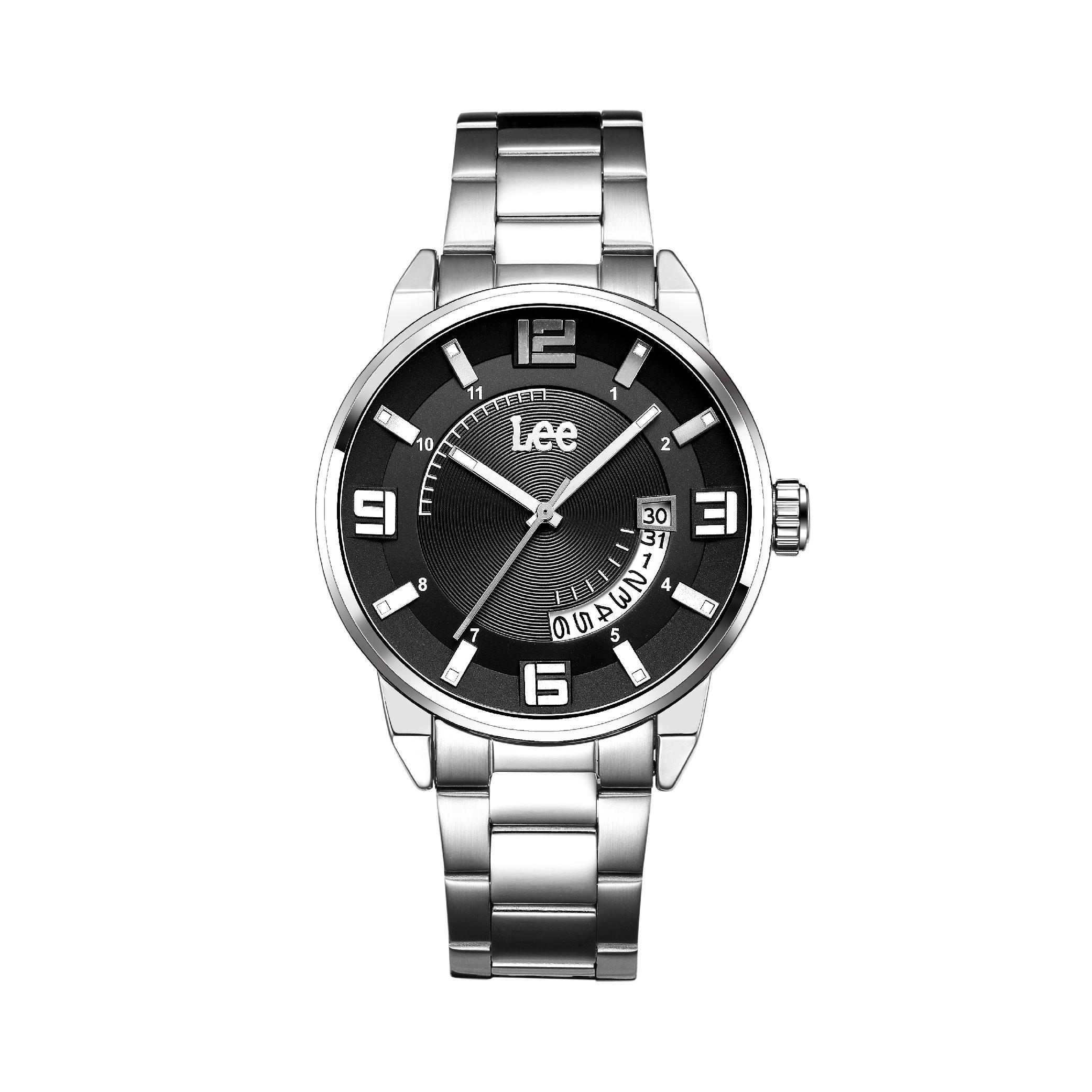 นาฬิกาข้อมือผู้ชาย LEE LEF-M85BSDS-1S