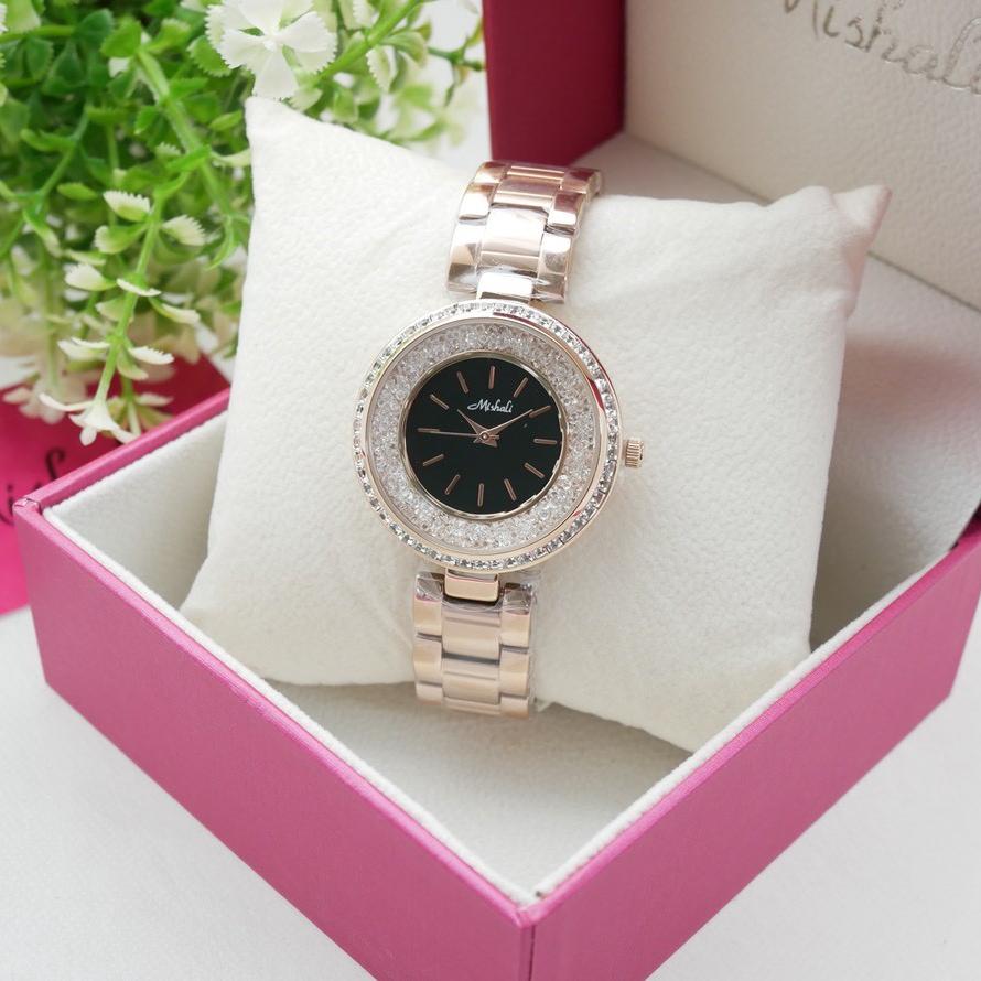 นาฬิกาข้อมือผู้หญิง MISHALI M12926 D