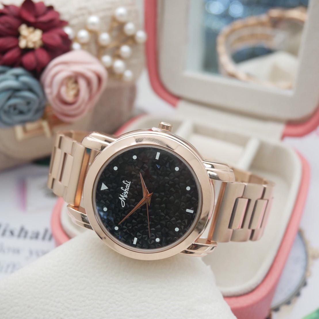 นาฬิกาข้อมือผู้หญิง MISHALI M12961 C