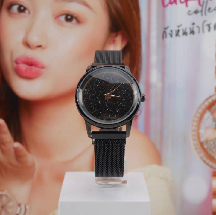 นาฬิกาข้อมือผู้หญิง MISHALI M13388B D