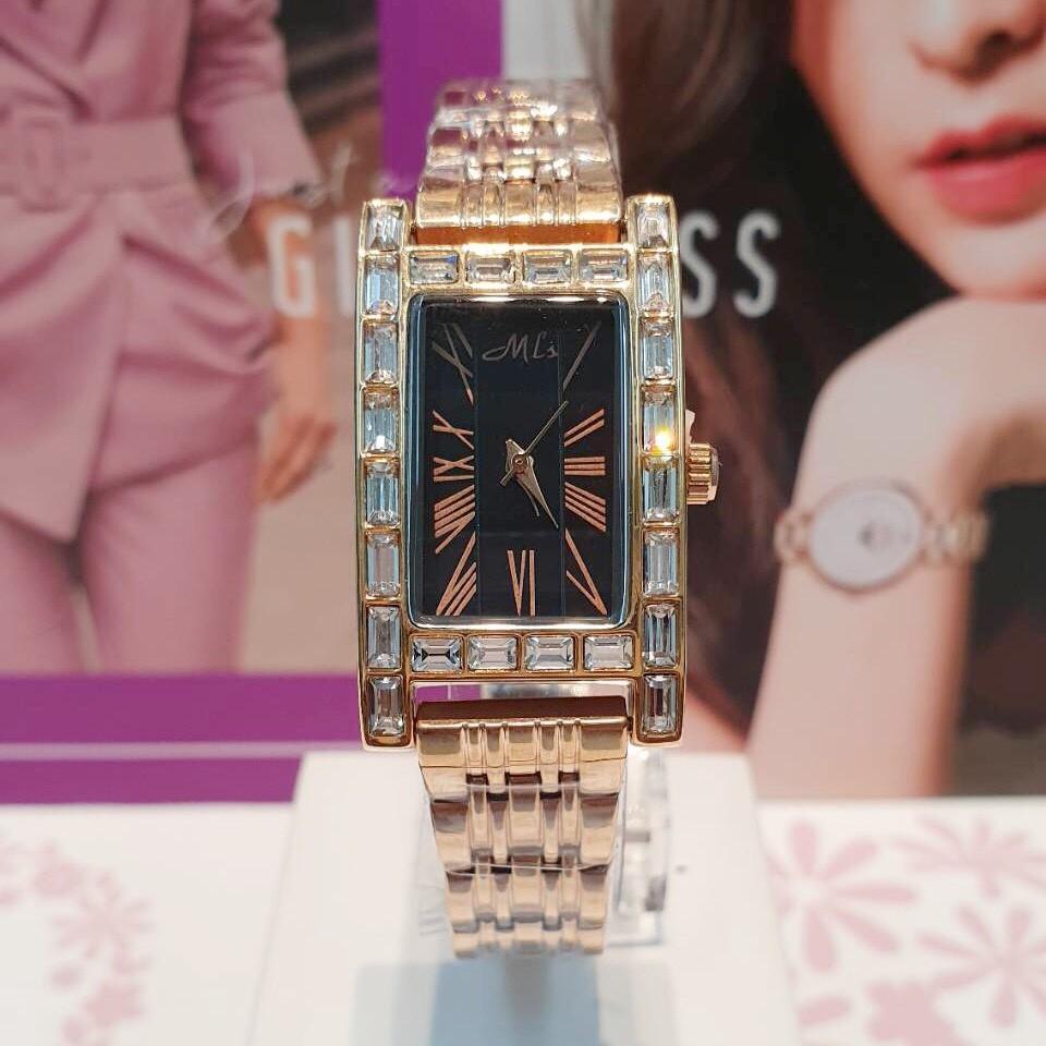 นาฬิกาข้อมือผู้หญิง MISHALI M13515 B