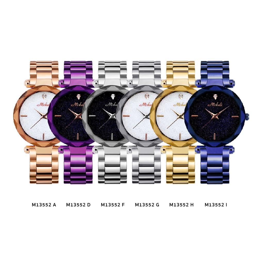 นาฬิกาข้อมือผู้หญิง MISHALI M13552 H