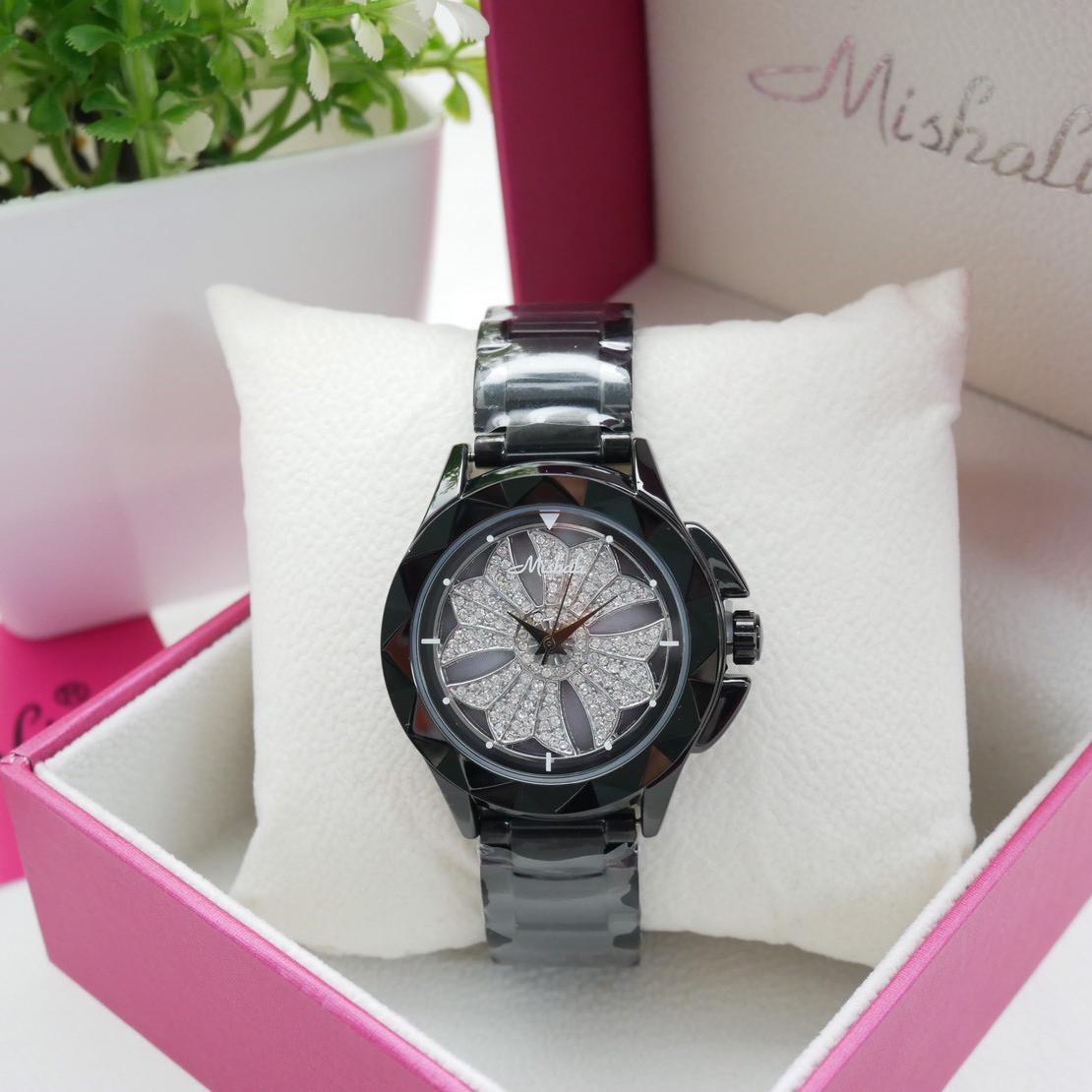 นาฬิกาข้อมือผู้หญิง MISHALI M13980A A