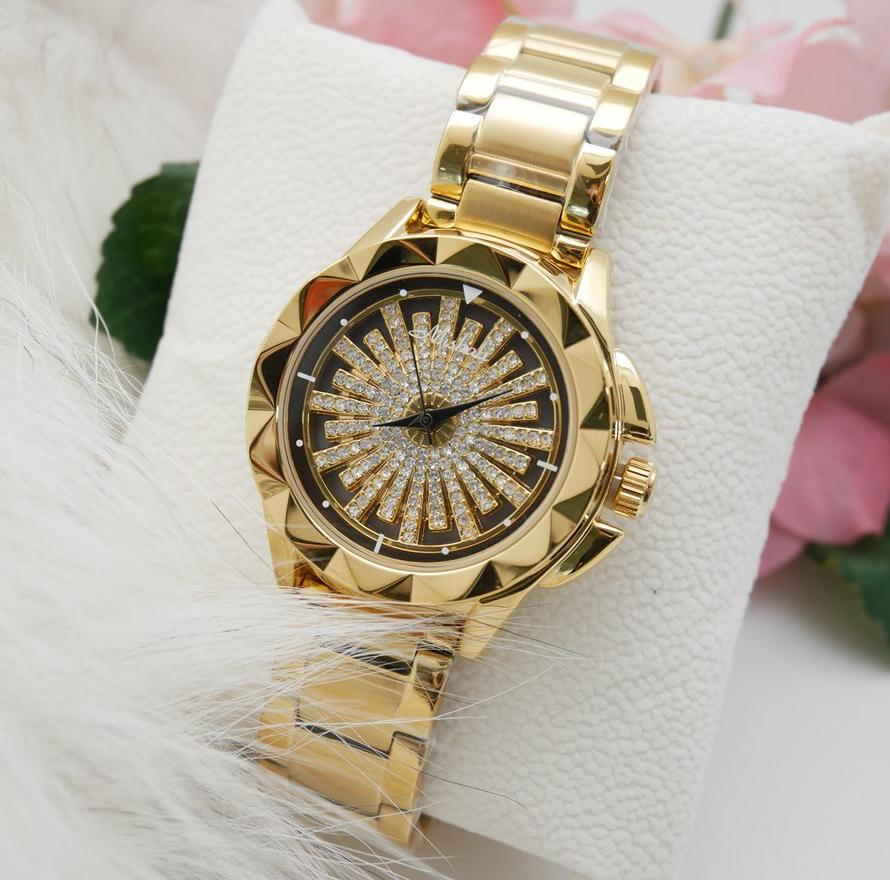 นาฬิกาข้อมือผู้หญิง MISHALI M13980C B