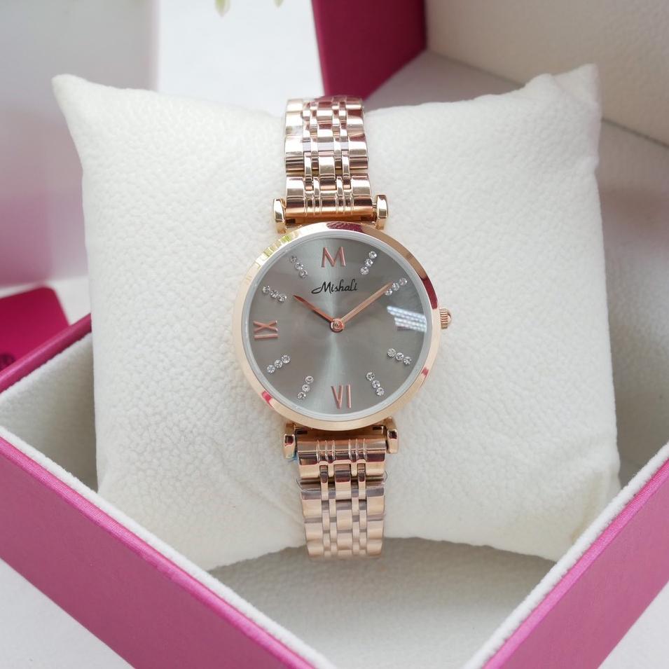 นาฬิกาข้อมือผู้หญิง MISHALI M17705 E