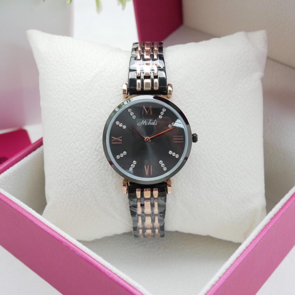 นาฬิกาข้อมือผู้หญิง MISHALI M17705 B