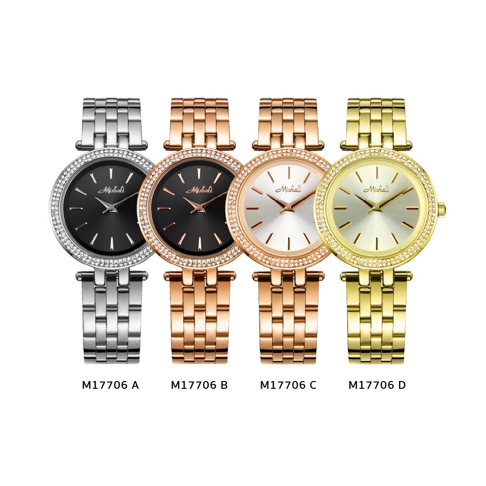 นาฬิกาข้อมือผู้หญิง MISHALI M17706 B